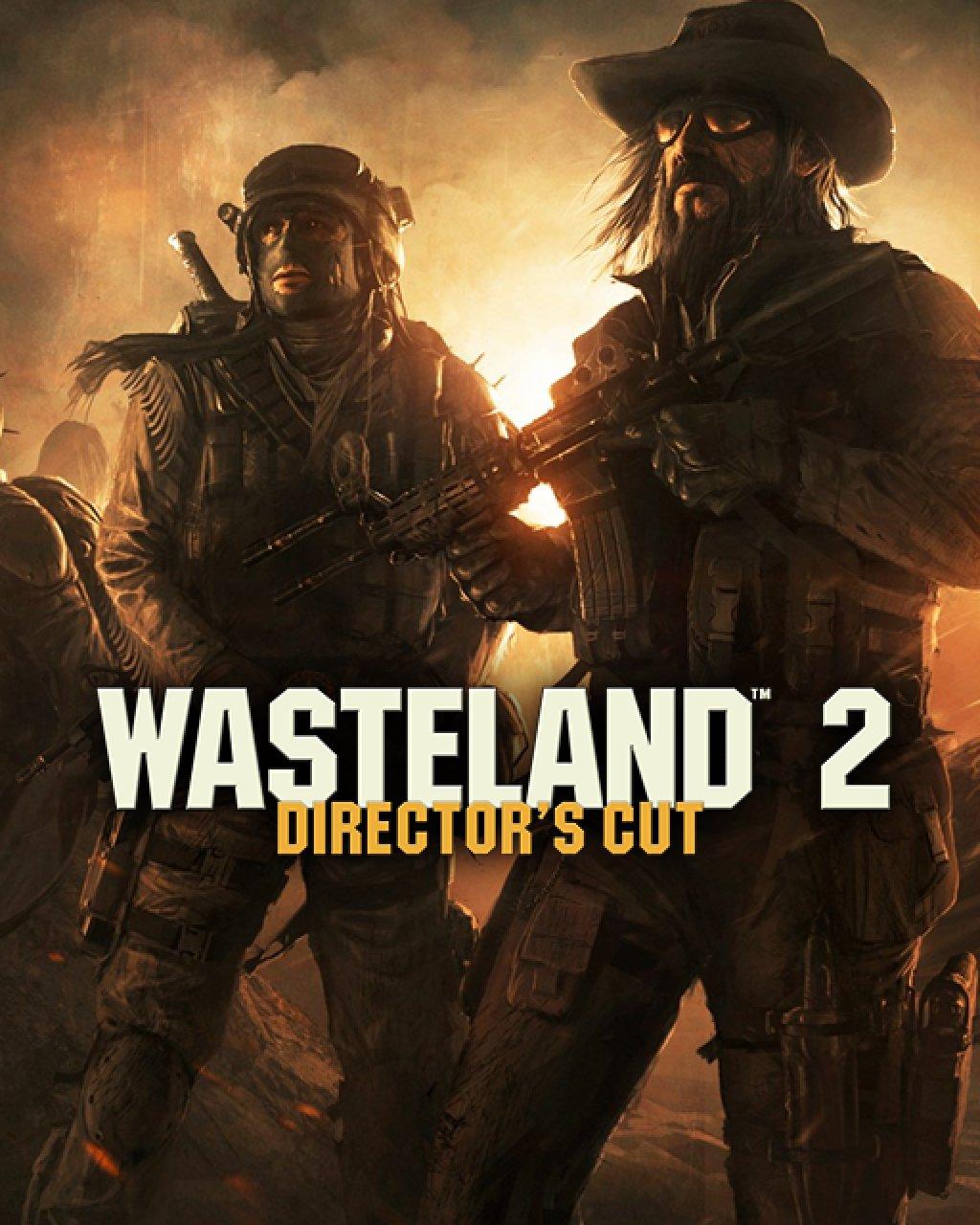 Wasteland 2  Directors Cut krabice