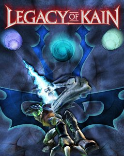 Legacy of Kain Collection krabice