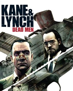 Kane and Lynch Dead Men krabice