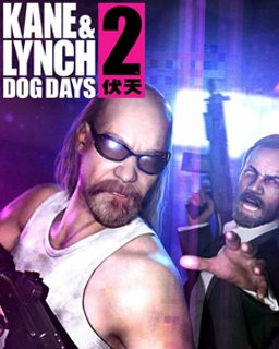 Kane and Lynch 2 Dog Days krabice