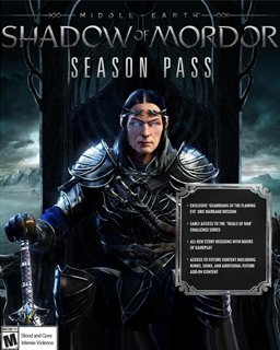 Middle-earth Shadow of Mordor Season Pass