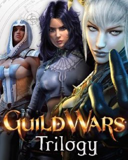 Guild Wars Trilogy krabice