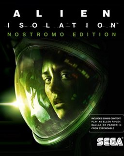 Alien Isolation Nostromo Edition krabice