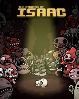 The Binding of Isaac + Wrath of the Lamb krabice