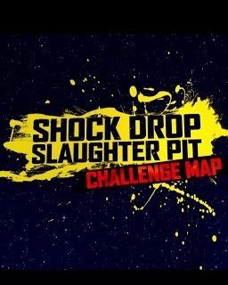 Borderlands The Pre-Sequel the Shock Drop Slaughter Pit krabice