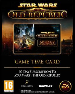 Star Wars The Old Republic 60 Dní krabice