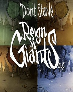 Dont Starve Reign of Giants krabice