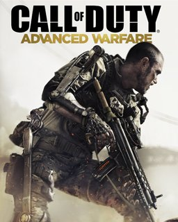 Call of Duty Advanced Warfare krabice