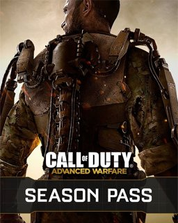 Call of Duty Advanced Warfare Season Pass krabice