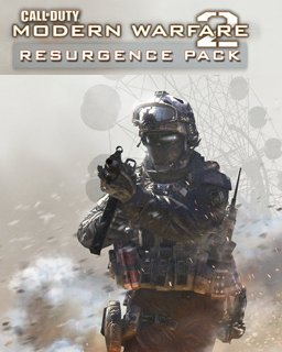 Call of Duty Modern Warfare 2 Resurgence Pack krabice