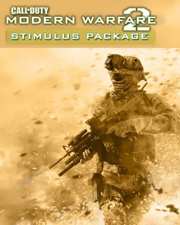 Call of Duty Modern Warfare 2 Stimulus Package krabice