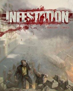 Infestation Survivor Stories krabice