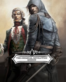 Assassins Creed Unity Chemical Revolution krabice