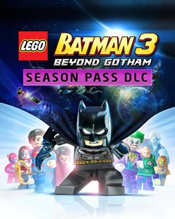 LEGO Batman 3 - Beyond Gotham Season Pass