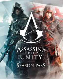 Assassins Creed Unity Season Pass krabice