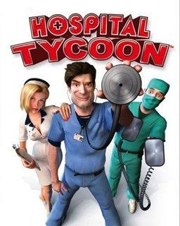 Hospital Tycoon krabice