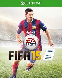 FIFA 15 Xbox One krabice
