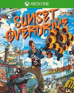 Sunset Overdrive Day One Edition Xbox One krabice