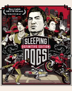 Sleeping Dogs Definitive Edition krabice