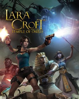 Lara Croft and the Temple of Osiris krabice