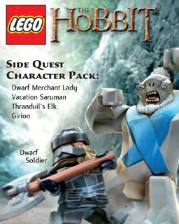 LEGO The Hobbit Side Quest Character Pack