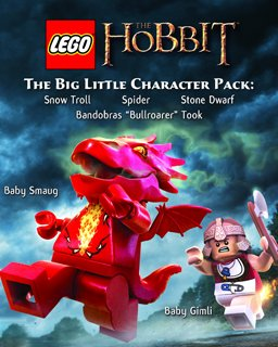 LEGO The Hobbit The Big Little Character Pack krabice