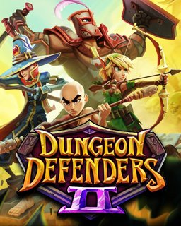 Dungeon Defenders II krabice