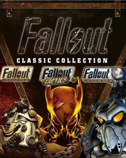 Fallout Classic Collection krabice