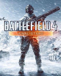 Battlefield 4 Final Stand krabice