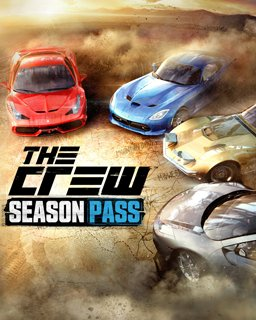 The Crew Season Pass krabice