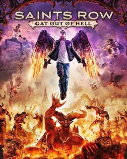 Saints Row Gat out of Hell First Edition krabice