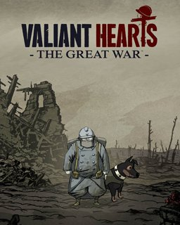 Valiant Hearts The Great War krabice