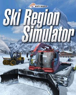Ski Region Simulator Gold Edition krabice