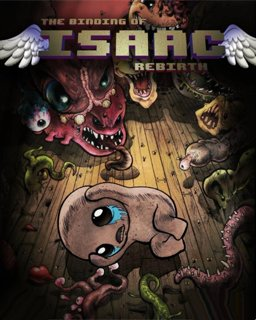 The Binding of Isaac Rebirth krabice