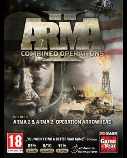 Arma II Combined Operations, Arma 2 krabice