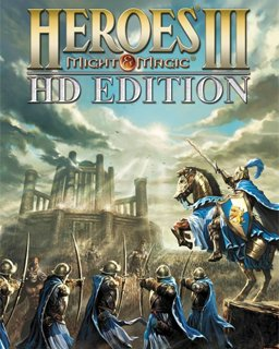 Heroes of Might and Magic III – HD Edition krabice
