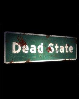 Dead State krabice