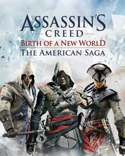 Assassins Creed American Saga krabice