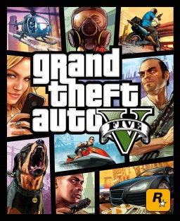 Grand Theft Auto V, GTA 5 Steam krabice