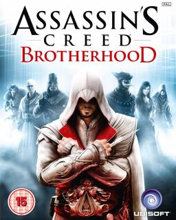 Assassins Creed Brotherhood krabice