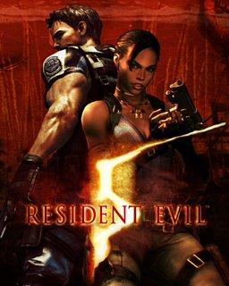Resident Evil 5 krabice