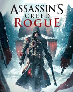 Assassins Creed Rogue krabice