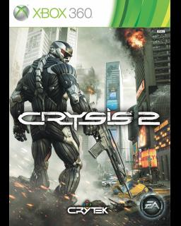 Crysis 2 Xbox 360 krabice