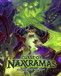 Curse of Naxxramas + 9 Hearthstone Pack krabice