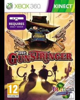 The Gunstringer Xbox 360 krabice
