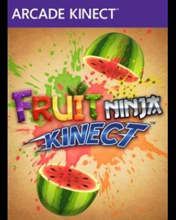 Fruit Ninja Xbox 360, Kinect krabice