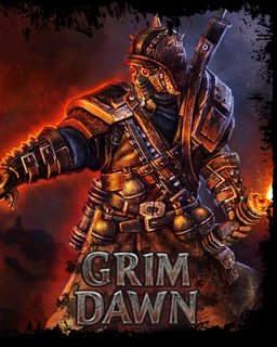 Grim Dawn krabice