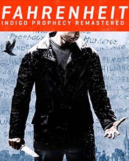 Fahrenheit Indigo Prophecy Remastered krabice