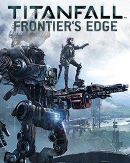 Titanfall Frontier's Edge krabice
