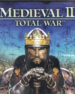 Medieval II Total War krabice